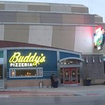 Buddy's Pizzeria in the Evening
