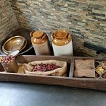 Spices layout