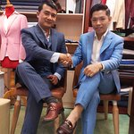High quality suit at Binh Tailor