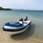 Renting a boat to islands