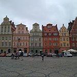 Plaza del Mercado de Breslavia.