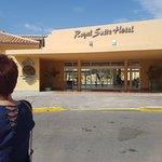 Hotel Royal Suite: amplio