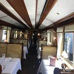 Interior de un9 de los vagones
