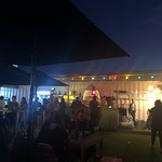 The awesome new rooftop bar at the Gerald.  Fantastic job by the team. Just keeps getting better
