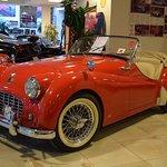 1958 Triumph TR-3