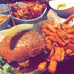 Foto van Red Iron Burgers