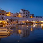 Early evening in Cala Fonts