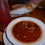 unlimited soup, breadsticks and salad deal