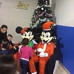 mascotte pour arbre de Noel