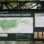 Top entrance Wellington Botanic Garden