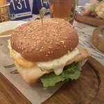 Гамбургер Моремания