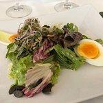kleiner Salat (zweite Vorspeise)