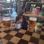пиво и гренки