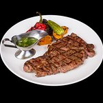 Primium rib eye steak
