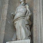 Cour carrée - Apollon