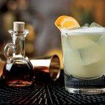 Enjoy a range of craft cocktails at Burlock Coast