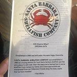 Bilde fra Santa Barbara Shellfish Company