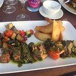Delicious food - pasta, pork fillet, lamb & kebabs