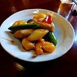 ランチコース(炒め物)