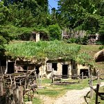 One of the troglodyte farm to visit