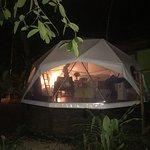 Faith Glamping Dome Costa Rica Φωτογραφία