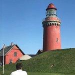 Bilde fra Bovbjerg Fyr