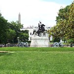 Bilde fra Lafayette Square
