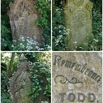 Nunhead Cemetery: some beautifully ornate headstones
