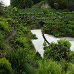 The gravel river