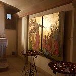 il 2° altare nella cripta laterale dx