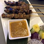 Friends come to visit, and took them to this newly opened Malaysian restaurant, really delicious