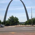 Bilde fra The Gateway Arch