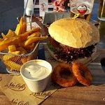 Nes Cafe Burger