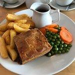 Celia's steak pie