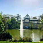 Retiro-Park Foto