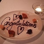 What a lovely surprise for us! Great evening!