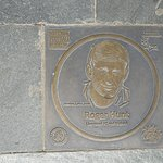 The Walk Of Fame.