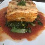 Scrumptious lasagna