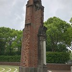 Photo of Hypocenter of Atomic Bombing