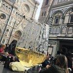 Ca del Bosco Spumante + Piazza del Duomo