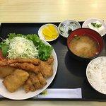 Mix fried Teishoku (Porque sim)