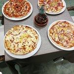 Pizzas buenísimas!!!