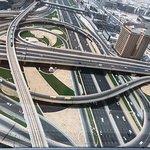 The Dubai Spaghetti Junction