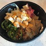 Bild från YO! Sushi