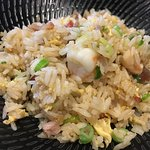 high end fried rice