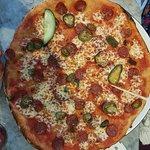 Bilde fra Pizza Express