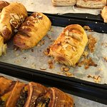 The best bear claws - flaky with almond filling!
