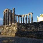 Templo Romano de Évora (Templo de Diana) Foto