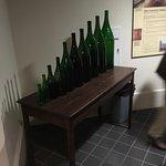 Wine bottle sizes. On the tour.