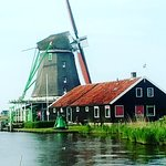 ภาพถ่ายของ Amsterdam Windmill Tour